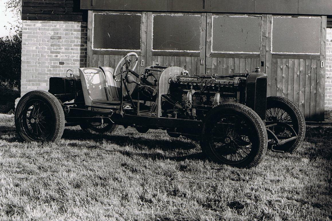 1916 sunbeam