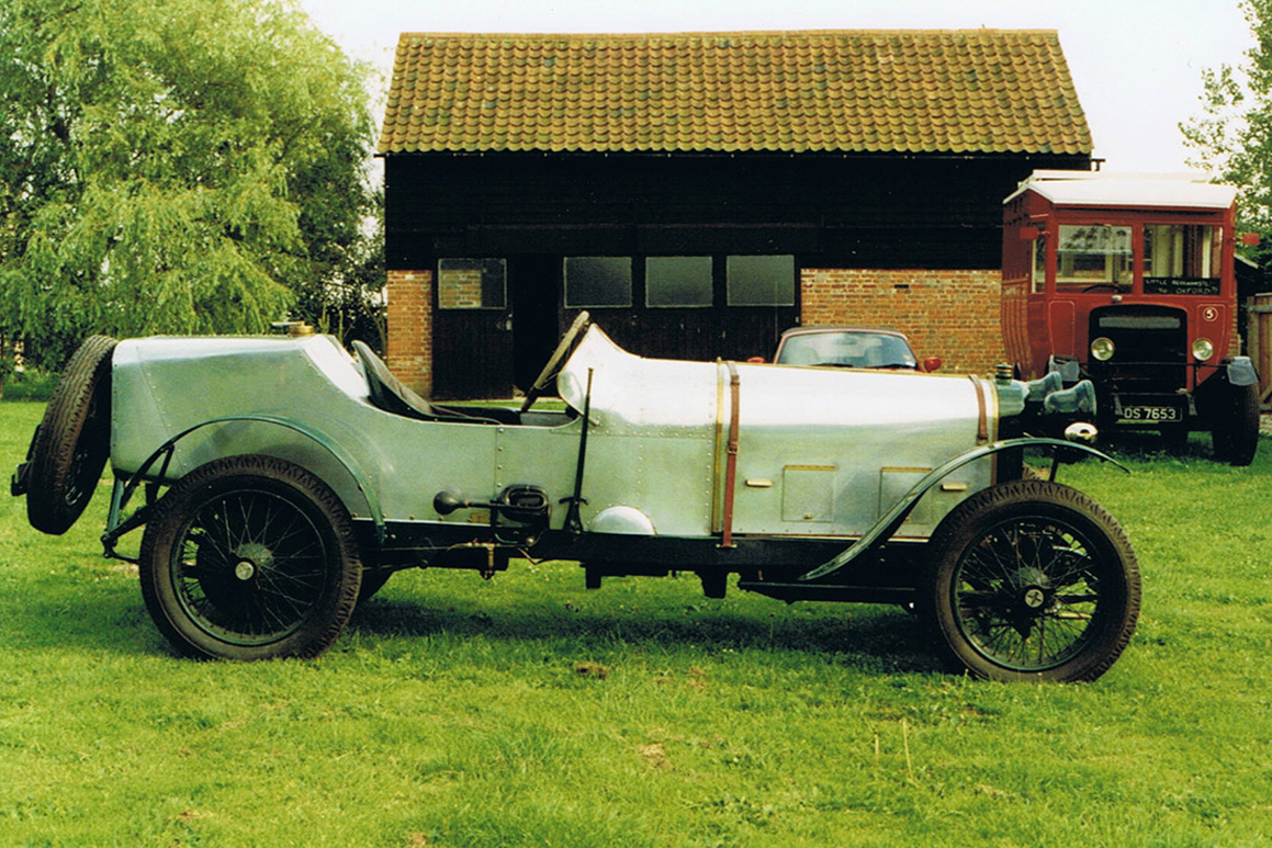 1916 sunbeam