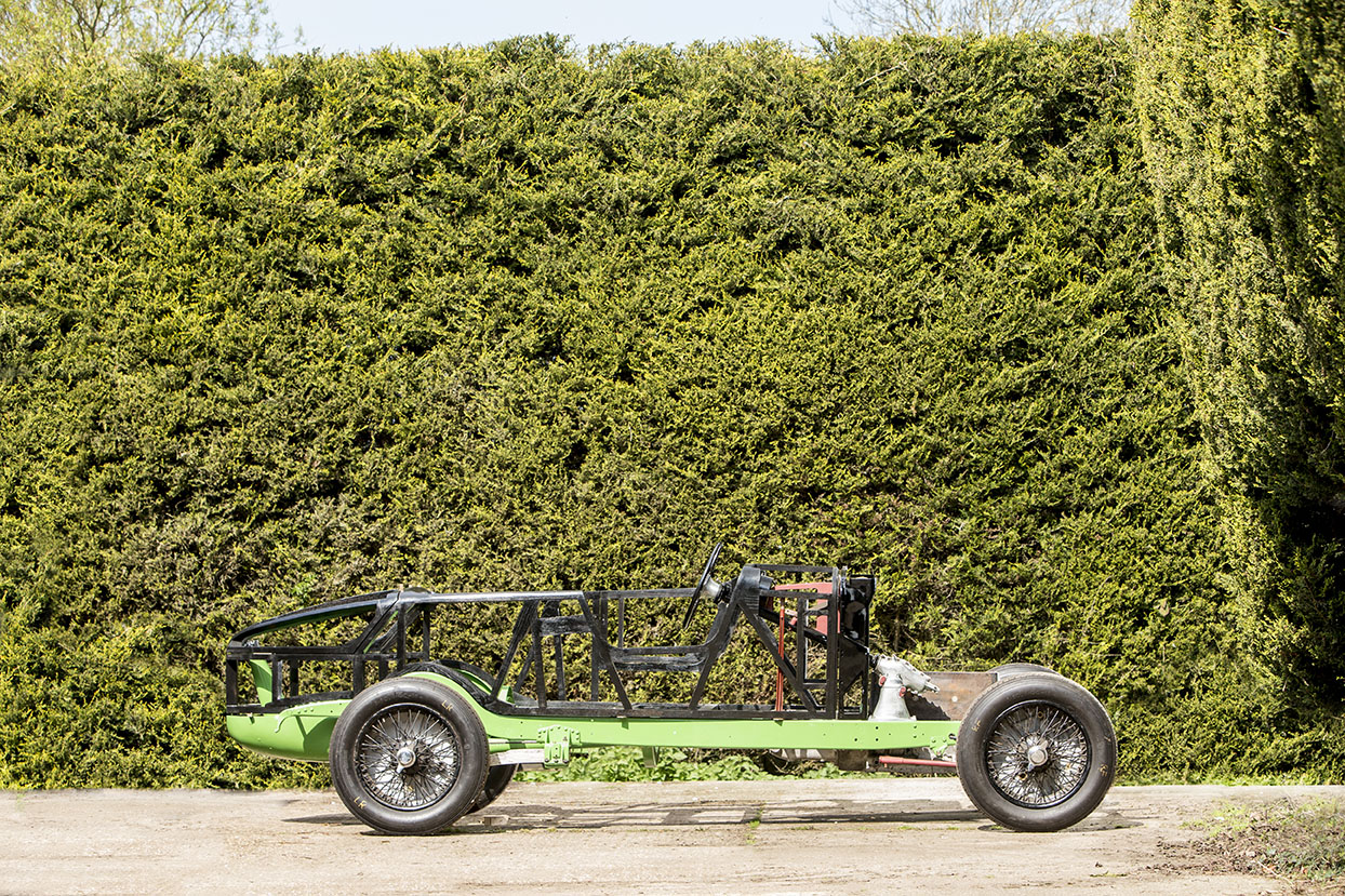 Cars for Sale - 1933 Talbot 105/75 Alpine Team Car Replica Project