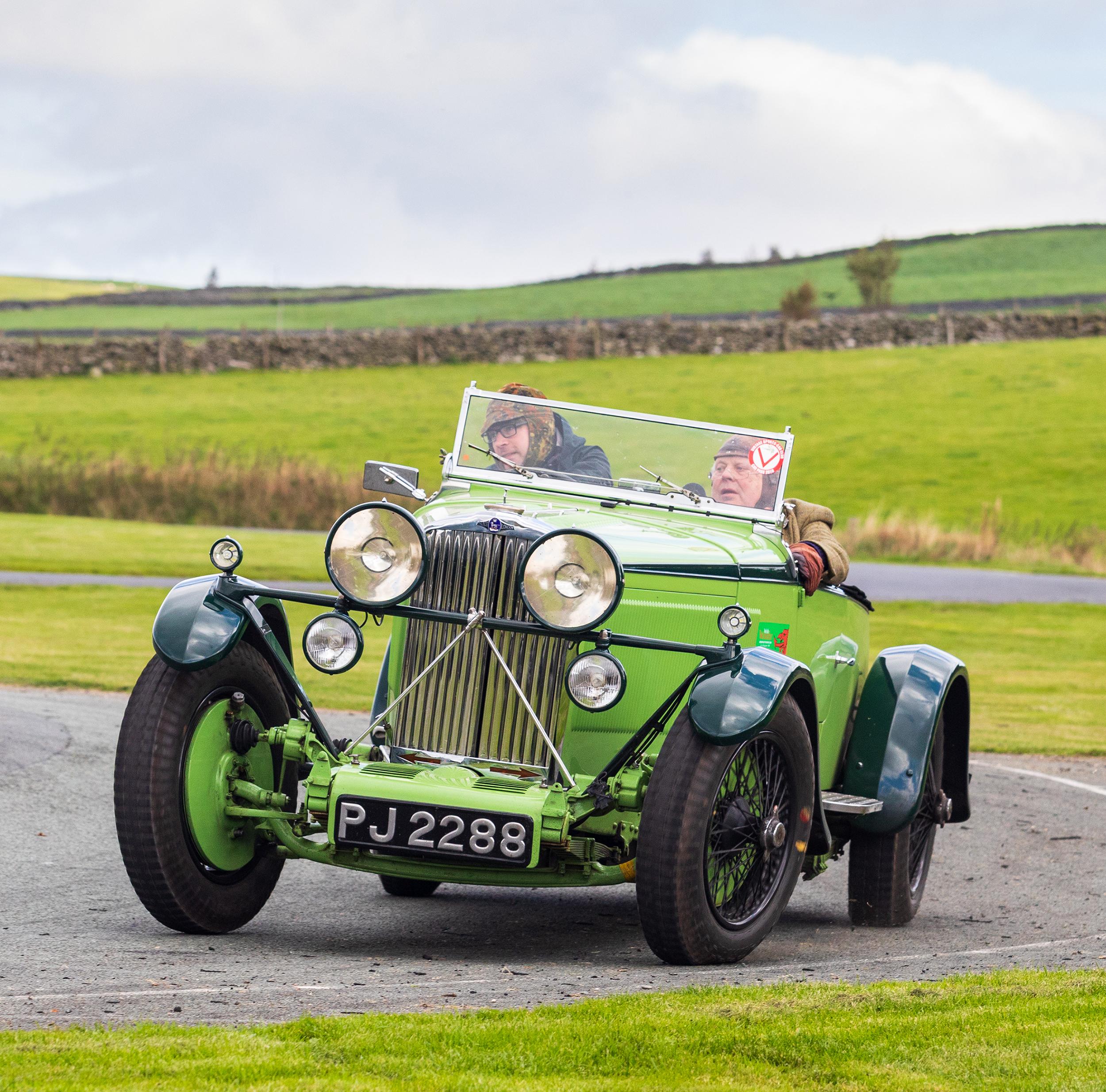 Racing Talbot