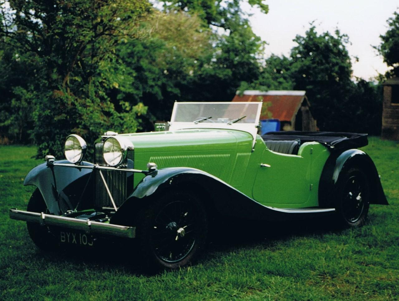 Talbot AV105 Vanden Plas