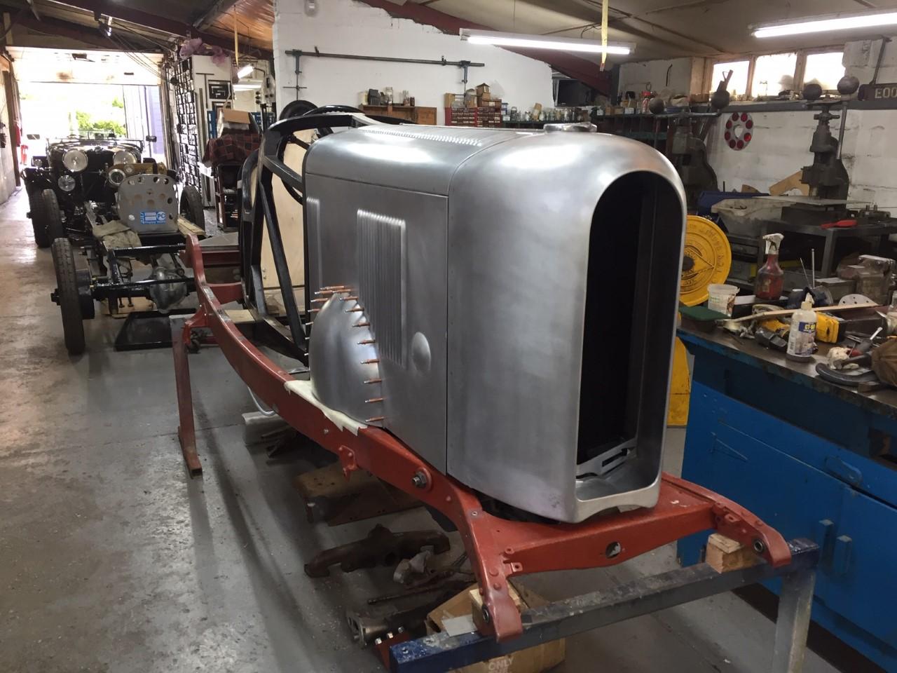 Replica of the 1931 Talbot AV105